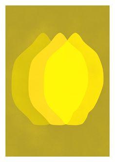 Lemon Kitchen Art Kitchen Print Poster Citrus by FoxAndVelvet Kitchen Prints, Kitchen Art, Kitchen Gallery Wall, Lemon Kitchen, Poster Prints, Handmade Gifts, Vintage, Etsy, Kid Craft Gifts