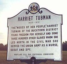 Historical site of Harriet Tubman, Auburn, NY.