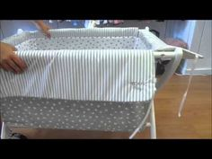 Diy Diy Related posts: ideas diy baby cradle to get for 2019 Diy # 21 36 Diy Dog Gate, Teen Decor, Baby Baskets, Baby Nest, Diy Home Decor Bedroom, Moses Basket, Baby Alive, Baby Design, Bassinet