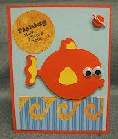 DJ's Sundries: Animal Card Series - Fishin' You Were Here