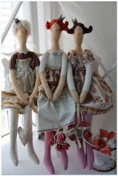 Куклы Тильды ручной работы. Ярмарка Мастеров - ручная работа Весенняя фея. Handmade.