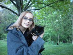 blacky a wild cat