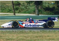Robby Gordon - Valvoline/Cummins Reynard 95I Ford XB - Walker racing - Texaco/Havoline 200 - 1995 PPG Indy Car World Series, round 10