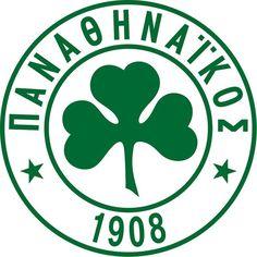 Panathinaikos FC Greece Soccer Football Bumper Sticker Decal x Soccer Logo, Football Team Logos, Top Soccer, World Football, Football Soccer, Soccer Teams, Sports Logos, Soccer League, Final Do Mundial