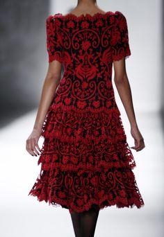 New York Fashion Week 2012: Take Us for a Ride on the 'Shanghai Express' - International Business Times #TadashiShoji #NYFW