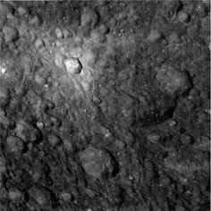 Bright Bits on Dione
