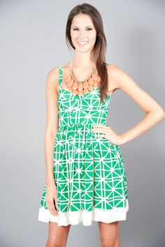 AMANDA UPRICHARD: Champagne Dress-Green