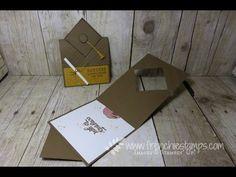 Graduation Gift Card Holder - YouTube