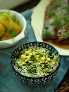 Remouladekastike sopii savukalalle Risotto, Ethnic Recipes, Ideas, Food, Essen, Meals, Thoughts, Yemek, Eten