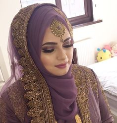 Another stunner bride! Still waiting on @momentwecapture to send over some pro pictures so until then this will have to do Make up by the extremely talented @shinelikeastarmua5 Jewellery from @shopbees Full look coming soon (Hopefully @momentwecapture ) #HumairaWaza #HijabStylist #HijabFashion #HijabiBarbie #HijabTrends #HWBrides #HijabQueen #HijabiBride #SayMashallah #TeamNoNazar