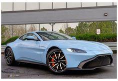 Aston Martin Vantage, Aston Martin Sports Car, Mercedes Sport, Lux Cars, Best Luxury Cars, Future Car, Sport Cars, Bmw Sport, New Sports Cars