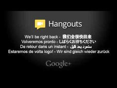 Learn about our Google+ Hangouts that we will be doing from the Draft