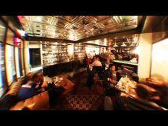 Marks Bar, Hix Restaurant Soho Time Lapse Video