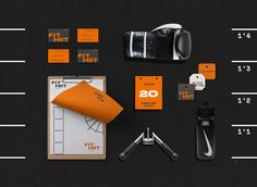 FIT HIIT GymSpace on Behance Hiit, Branding, Train, Fitness, Behance, Corporate Design, Brand Management, Identity Branding, Strollers