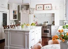 home tour the entry house colors home and colors With kitchen colors with white cabinets with papier glace