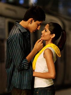 one of the best moments in one of the best movies. love slumdog millionaire.