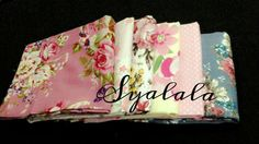 Hohohoho ready to shabby my day #floralcotton #shabbychic #vintagefabric