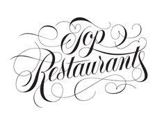 Top restaurants by Neil Tasker