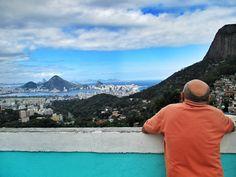 Favela da Rocinha in Rio de Janeiro is a fascinating insight into how different stratas of Brazilians live in the capital. Make sure you either know where you're going, or visit with a guide.   (Read more here: http://floratheexplorer.com/exploring-rocinha-favela-rio-brazil/)