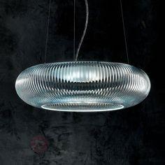 Suspension LED CANNETTATA fait main sicher & bequem online bestellen bei Lampenwelt.de.