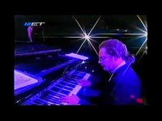 STEFANOS KORKOLIS & Alkistis Protopsalti - ο αγγελος μου - live Ο.Α.Κ.Α.- 2005