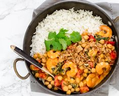 15 min Thai prawn curry-35 | Recipes From A Pantry This looks delicious - and very easy too