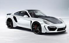 2014 Porsche 911 Turbo (991) Stinger GTR by TopCar