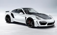 2014 Porsche 911 Turbo (991) Stinger GTR by TopCar