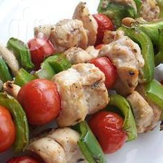 Middle Eastern Chicken Kababs @ allrecipes.com.au