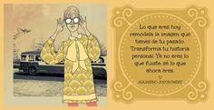 Alejandro Jodorowsky CÓDIGOS QUE TE IMPIDEN SER LO QUE ERES - Ideas y Pensamientos