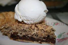 Chocolate and Pecan Dixie Pie