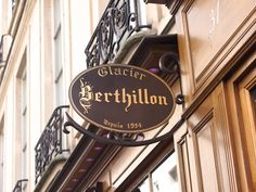 In my ballerines: Best ice-creams in Paris - Berthillon