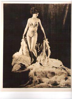 Vintage Vaudeville Photographs