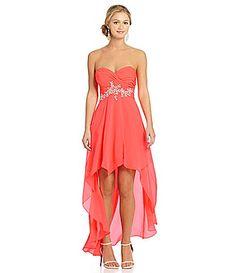 Hi-Low Bridesmaid Dresses Dillard's,