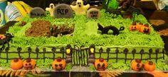 Halloween side view