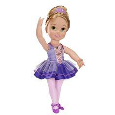 "My First Disney Princess Ballerina (Rapunzel) - Tolly Tots - Toys ""R"" Us"