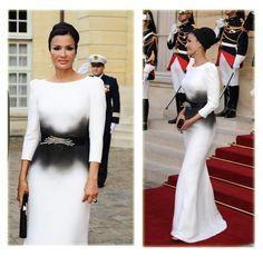 Sheika Mozah | Sheikha Mozah bint Nasser Al Missned | My Art of Dressing Up