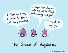 The Grapes of Happiness by *sebreg on deviantART