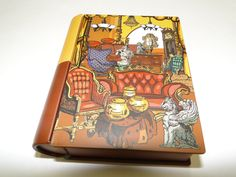 Livro Lata Old Room http://papelopolis.tanlup.com/product/945840/livro-lata-old-room