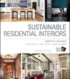 Sustainable Residential Interiors 2 Edition PDF