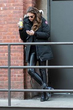 Canada Goose kids online authentic - 1000+ images about Canada Goose Street Style on Pinterest | Canada ...