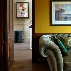 Real Homes: Colourful 1850s London House