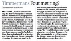 Permalink voor ingesloten afbeelding Disgusting lies and warpropaganda by Dutch FA-Min Timmermans from  brown regime over the backs of the MH17 victims...