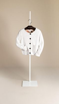 Need this for Haley Bops! Classic Cotton Cardigan | Burberry