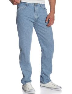 Wrangler Men's Rugged Wear Classic Fit Jean ,Rough Wash Indigo,28x32 for sale