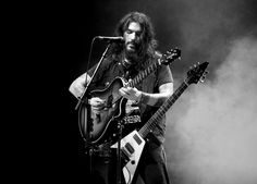 Robb Flynn - Machine Head Whenever he wears 2 guitars fucking magic happens. Machine Head, Soundtrack To My Life, Heavy Metal Bands, Thrash Metal, Death Metal, My Music, Beautiful People, Music Instruments, Hollywood