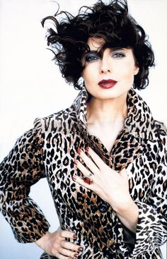 "Isabella Rossellini - ""True elegance for me is the manifestation of an independent mind."""