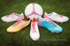 MLS Stars to Debut adidas Breast Cancer Awareness Boots