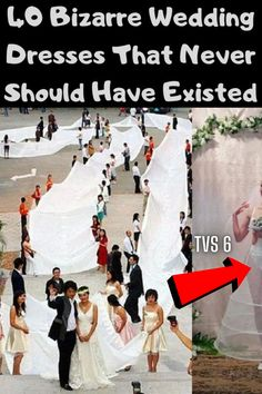 Choosing a wedding dress can be intimidating. There are so many different styles and materials to consider.