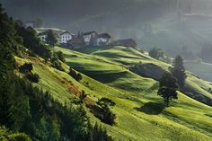 La Valle Wengen 1 by Daniel Řeřicha on 500px